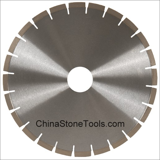 "14"" Silent Saw Blade for Granite Cutting"